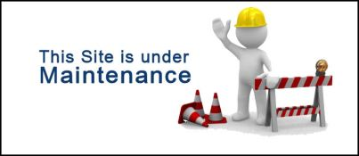 klik & shop site under maintenance