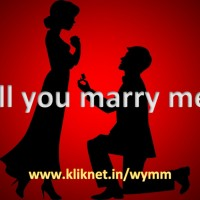 Will You Marry Me...