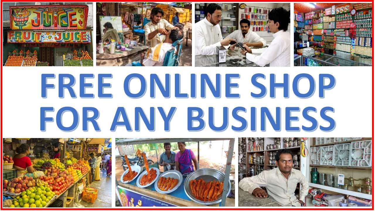 free online shop