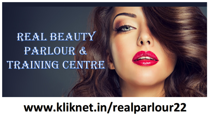 Real Beauty Parlour & Training Centre – Panipat, Haryana