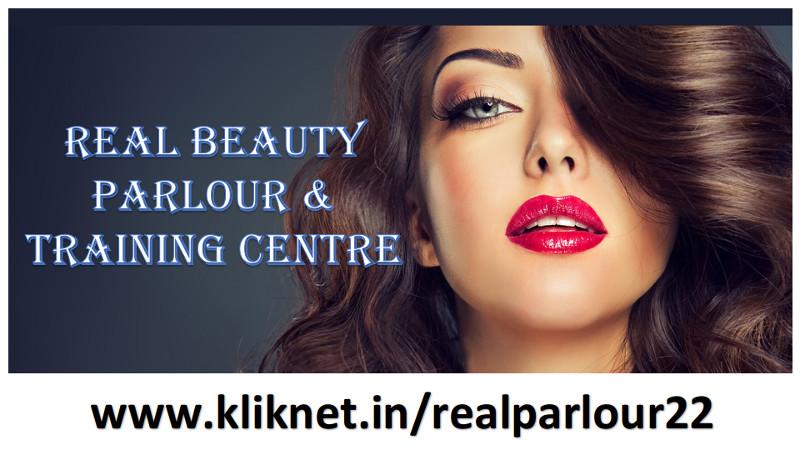 Real Beauty Parlour & Training Centre – Panipat, Haryana